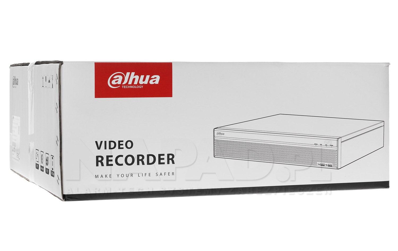 Rejestrator sieciowy DHI-NVR5424-24P-4KS2