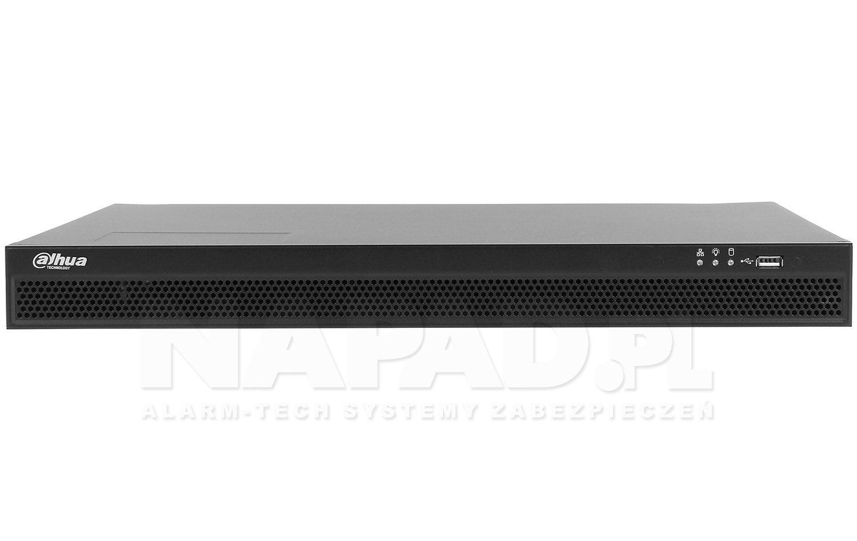Rejestrator sieciowy DHI-NVR5224-24P-4KS2