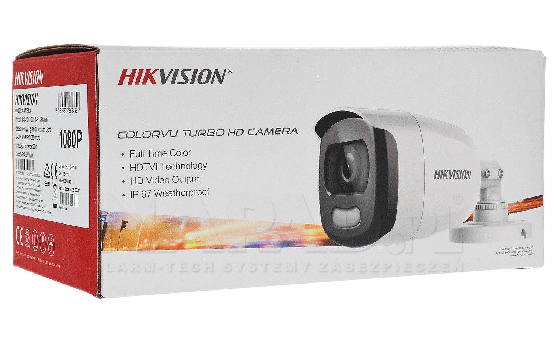 Kamera ColorVu Analog HD 2Mpx DS-2CE10DFT-F