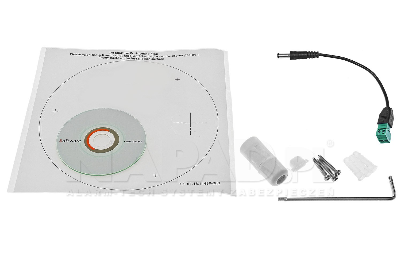 Kamera IP 8Mpx DH-IPC-HDBW5831E-ZE-2712