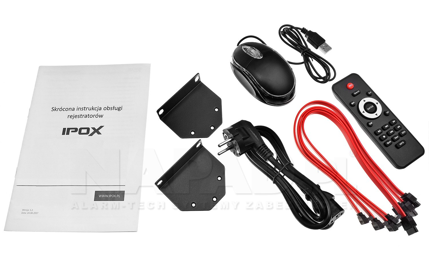 Rejestrator PX-HDR1624H-16A