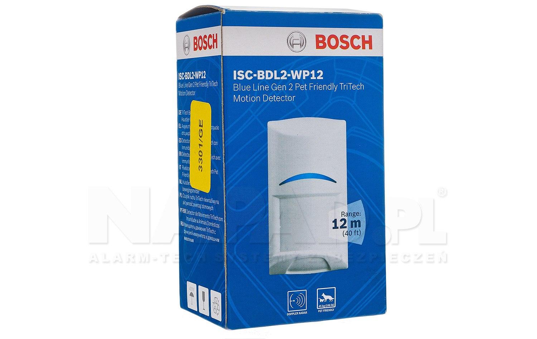 Czujnik ruchu BOSCH ISC-BDL2-WP12GE