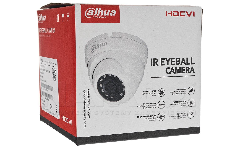 Kamera Analog HD 8Mpx DH-HAC-HDW1801M-0280B