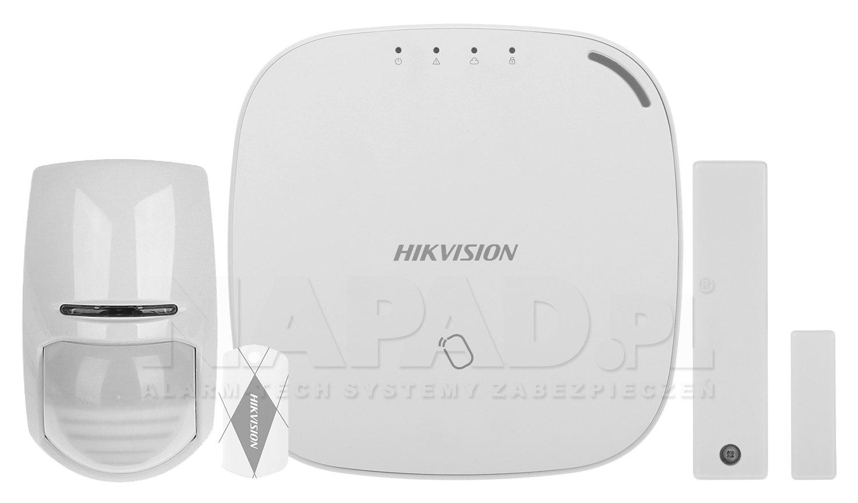 Bezprzewodowy zestaw alarmowy AX HUB DS-PWA32-NST