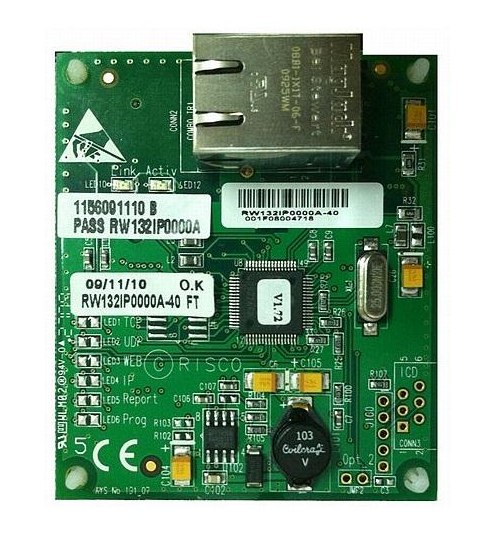 Moduł komunikacyjny IP RW132IP
