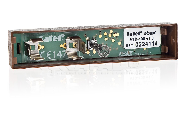 ABAX Dwukierunkowa bezprzewodowa czujka temperatury ATD100 BR