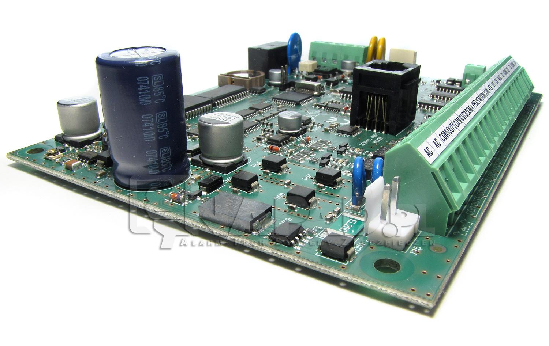 Płyta główna centrali alarmowej INTEGRA 24