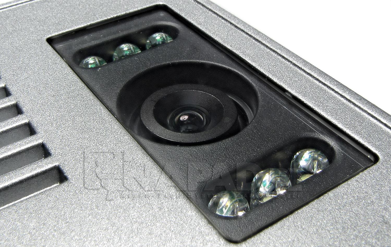 S36 - Wbudowana kamera w stacji bramowej.