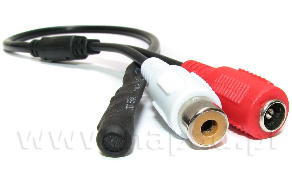 Miniaturowy moduł fonii MS3000