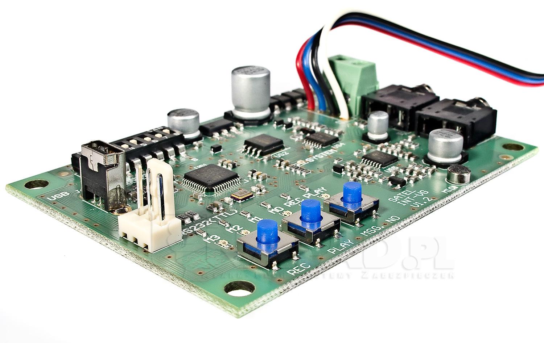 INT-VG moduł głosowy