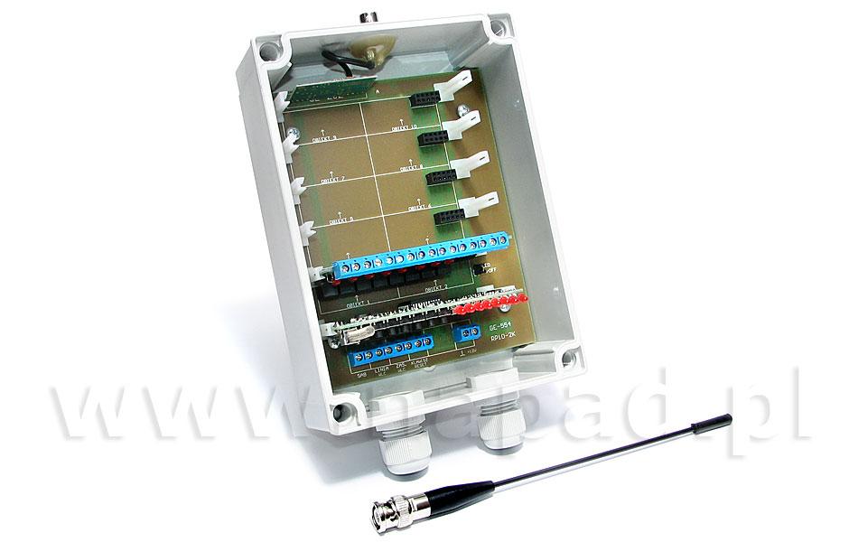 Odbiornik radiopowiadomienia RP 10-2K