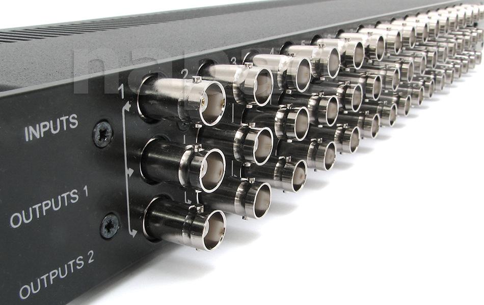 Rozgałęźnik wideo RV-16/32-RACK
