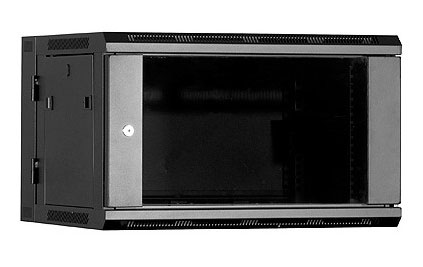 Szafa Rack 19'' 9U 550mm wisząca dwusekcyjna