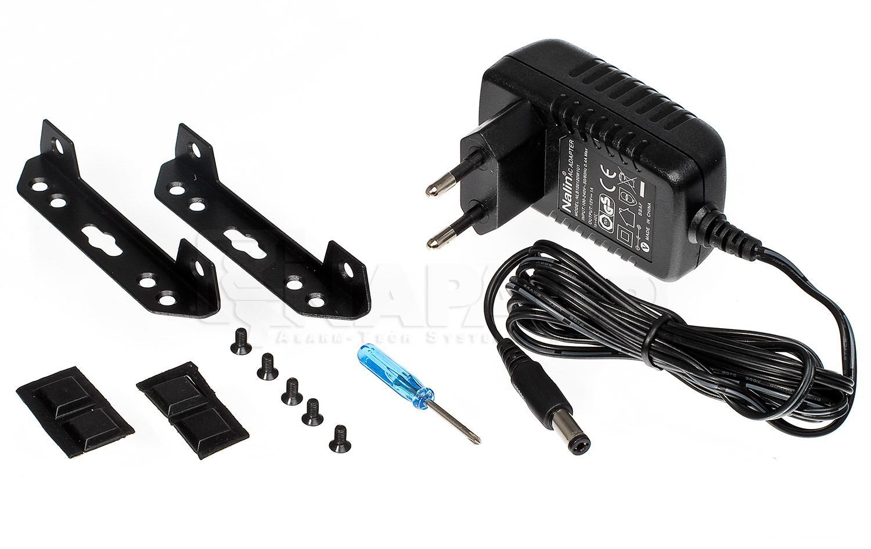 Aktywny odbiornik VGA Video i Audio AT-UTP801AR