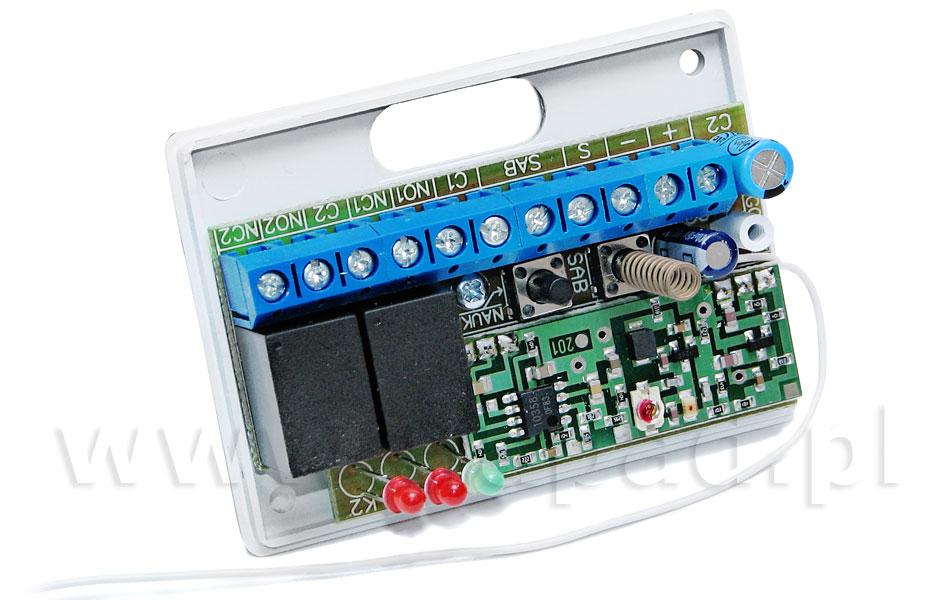 Zestaw RSU-Z2/2 radiowy odbiornik uniwersalny