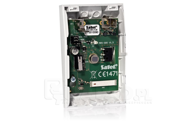 Bezprzewodowa czujka ruchu dla systemu MICRA MPD-300 SATEL