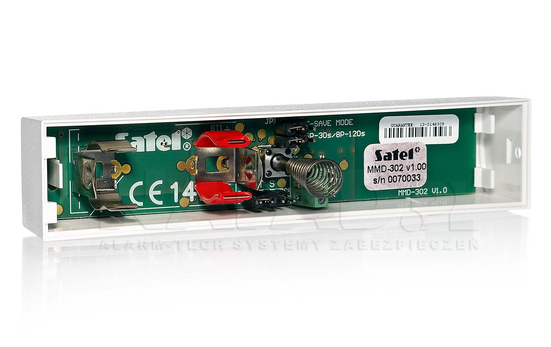 Bezprzewodowa czujka magnetyczna do systemu MICRA MMD-302 SATEL