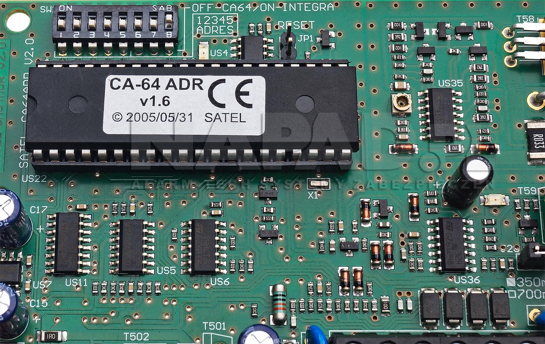CA-64 ADR Ekspander wejść adresowalnych Satel