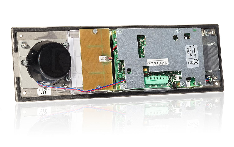 CP2533NR INOX - Panel domofonowy