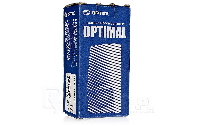 Wewnętrzny czujnik podczerwieni OML-ST Optex