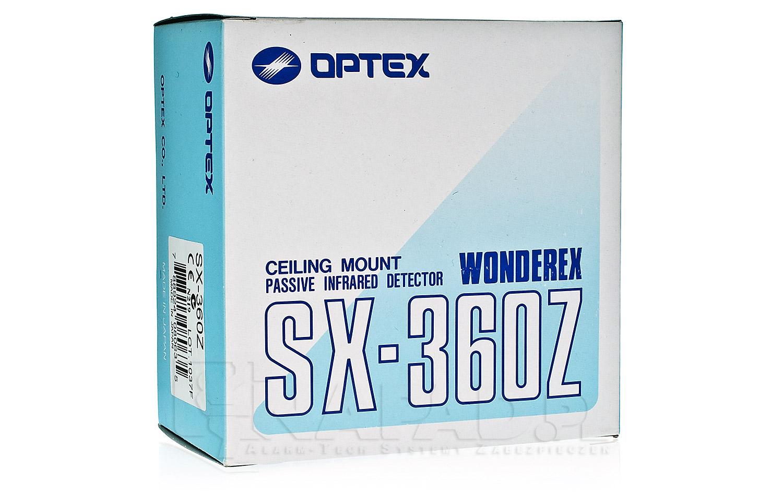 Sufitowa czujka podczerwieni SX-360Z Optex
