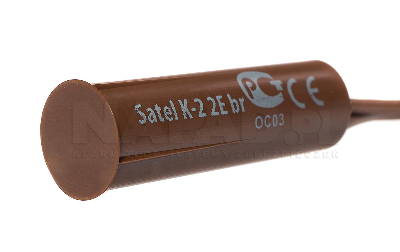 Czujnik kontaktronowy K22E SATEL