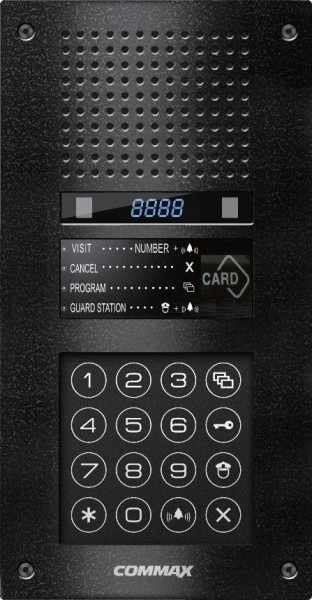 Kamera do wideodomofonu Gate View DRC-900LC COMMAX