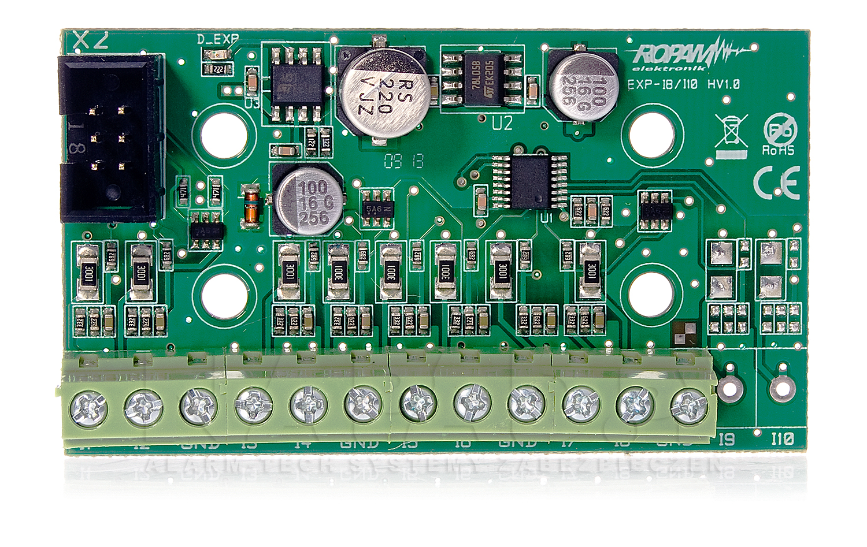 Expander moduł wejść EXP-I8 do centrali NEO