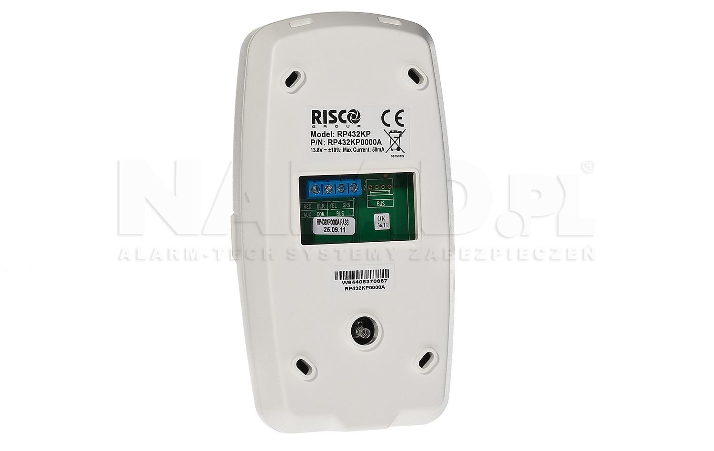Klawiatura LCD Risco RP432KP