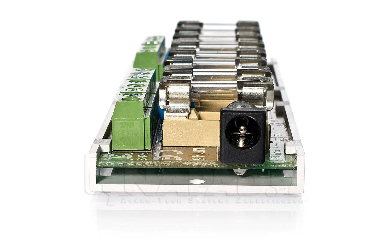 Listwa bezpiecznikowa (moduł bezpieczników LB-8) AWZ580