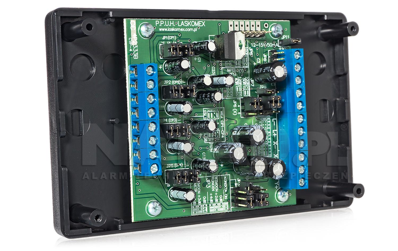 CV-P4 - Moduł przełącznika wizji