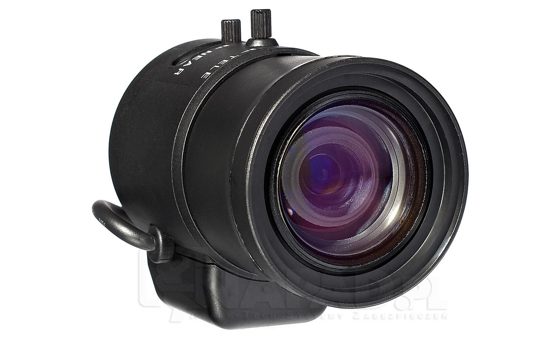 Obiektyw megapikselowy Auto Iris 5-50mm FUJINON