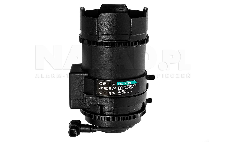 Obiektyw megapikselowy Auto-Iris 12.5-50mm DV4x12.5SR4A-SA1