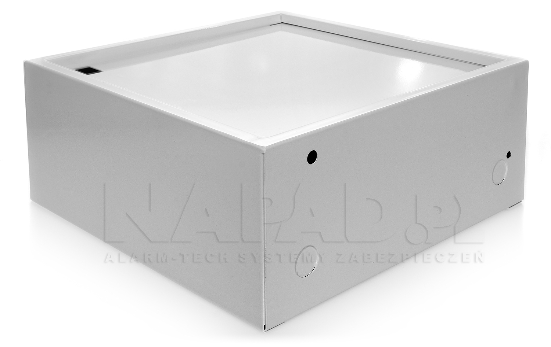 Tylko na zewnątrz Obudowa metalowa 400x400x180 • w NAPAD.PL ED35