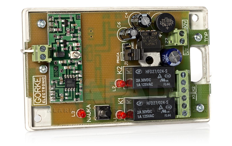 RSU-K02/24V/SR radiowy odbiornik uniwersalny