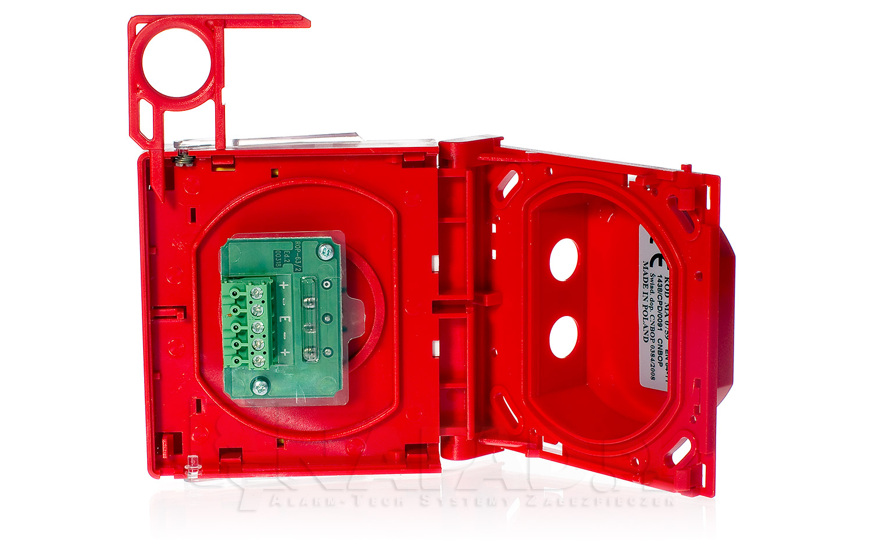 Ręczny ostrzegacz pożarowy ROP-63H