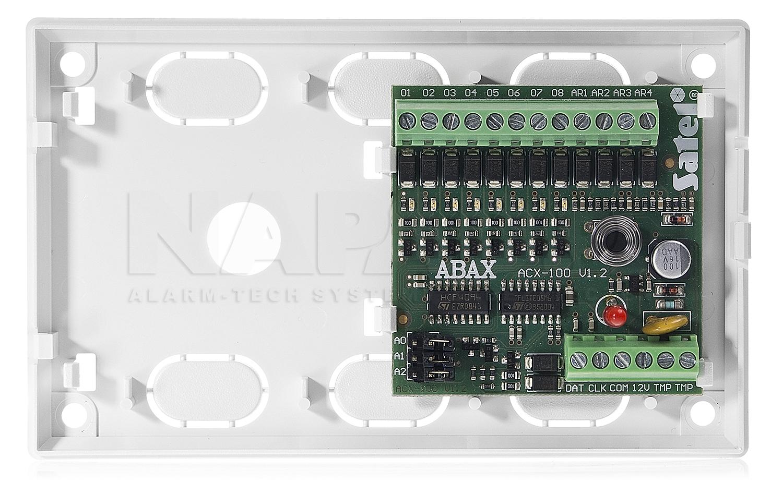 ABAX moduł rozszerzeń ACX-100 SATEL