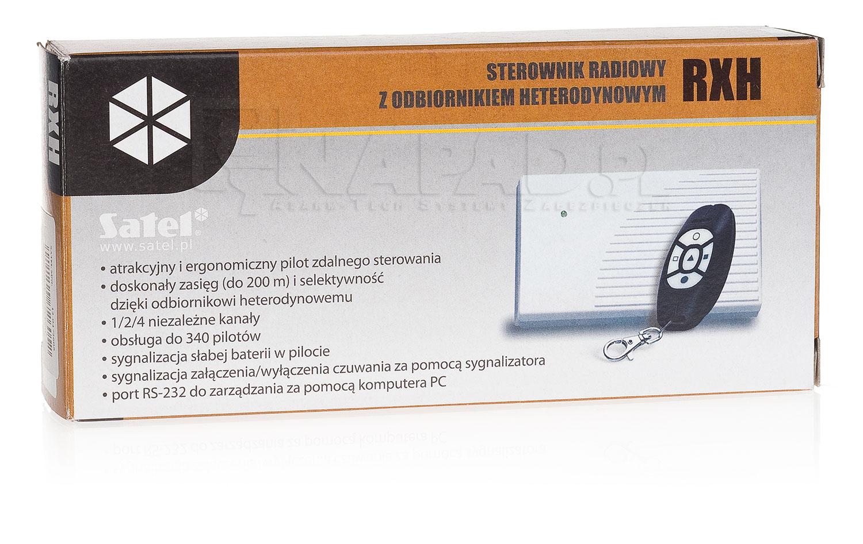 Sterownik radiowy SATEL RXH-1K