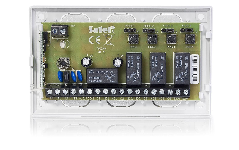 Sterownik radiowy 4-kanałowy RE-4K