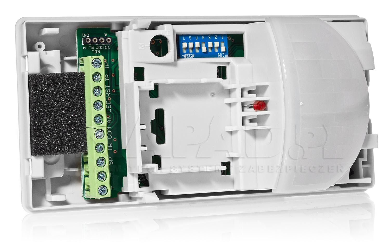 Wewnętrzny czujnik podczerwieni CDX-AM Optex