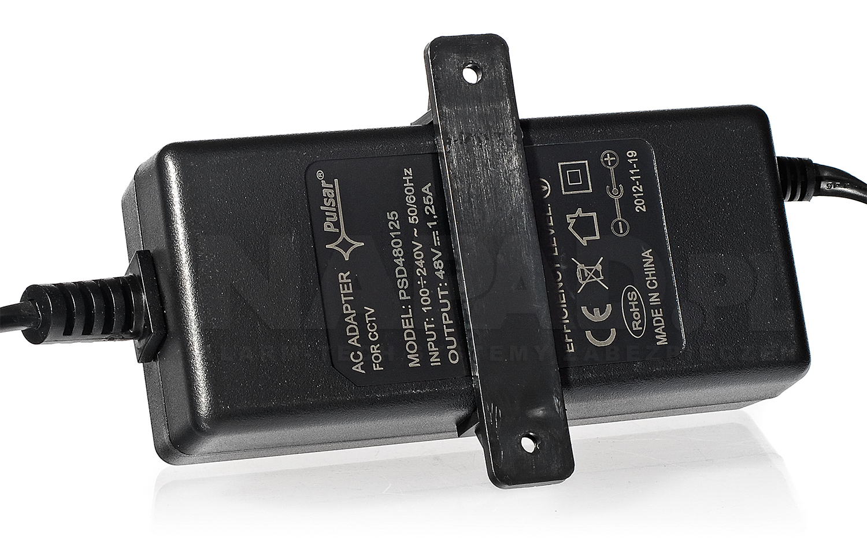 Zasilacz impulsowy PSD480125 1,25A/48V