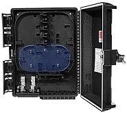 Mufa światłowodowa GFP-16GB czarna