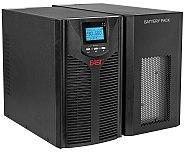 Zestaw UPS3000-LCD + battery pack BP8X9/T