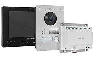 Zestaw wideodomofonowy IP DS-KIS701/B
