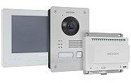 Zestaw wideodomofonowy IP Hikvision DS-KIS701/W