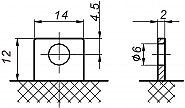 Akumulator 18Ah/12V CS12-18 T3