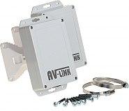 Zestaw do bezprzewodowej transmisji Video AHD, CVI, TVI, CVBS, AV-500-4HD