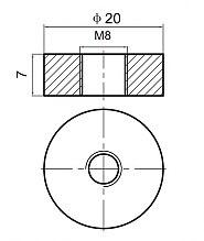 LTL12 100 Akumulator 100AH/12V