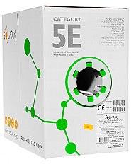 Kabel LAN U/UTP kat.5e Solarix SXKD-5E-UTP-PVC