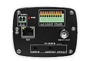 Nowoczesna kamera kompaktowa z funkcjami inteligentnymi PXBI4000AI